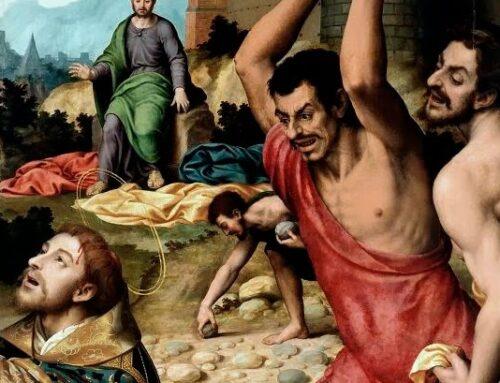 Dos incógnitas sobre San Esteban siguen abiertas: su tumba y el papel de Gamaliel en su vida