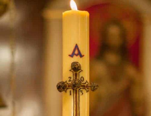 El Cirio Pascual – ¿Qué significado tiene y qué representa?
