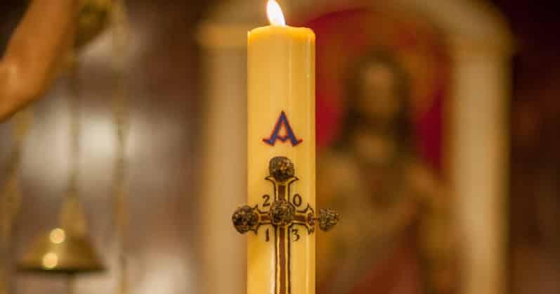 El Cirio Pascual - ¿Qué significado tiene y qué representa? 1