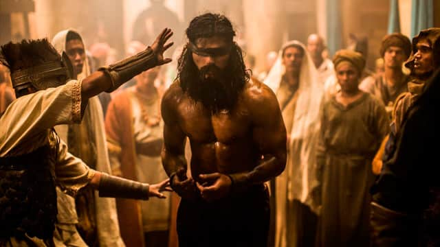 """La película """"Sansón"""" - un hombre solo contra un reino... Dios le daba fuerza 1"""