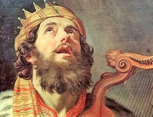 Impresionantes profecías del rey David sobre la Pasión de Cristo – 1000 años antes