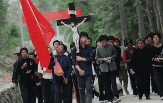 Jóvenes cristianos arrestados en China por supuestas actividades misioneras 3