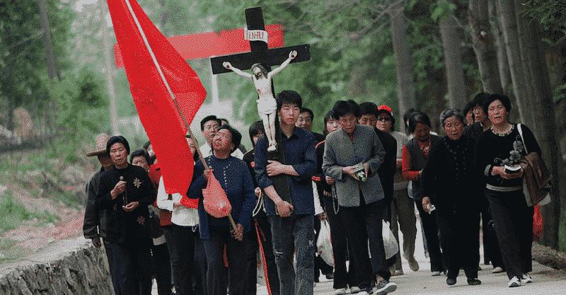 Jóvenes cristianos arrestados en China por supuestas actividades misioneras 1