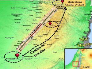 Monte Moriah , Jerusalén - Lugares de Tierra Santa 2