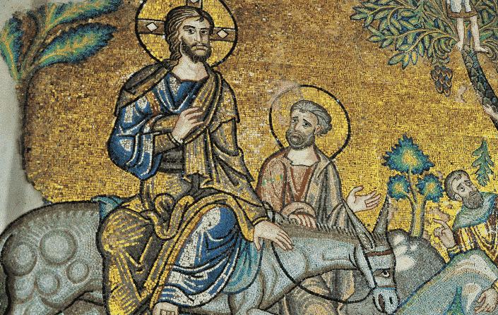 Profecías del Antiguo Testamento que se cumplen en el Nuevo - Sobre Cristo 1
