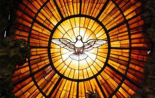 ¿Por qué representamos al Espíritu Santo en forma de paloma? 1