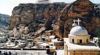 ¿Sabías que fue en Siria, donde los seguidores de Cristo se denominaron cristianos por primera vez? 1