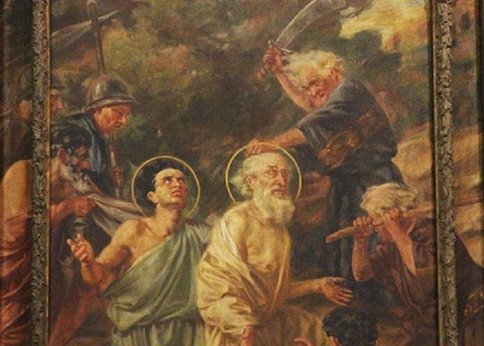 Santos Marcelino y Pedro, mártires - 2 de junio 1