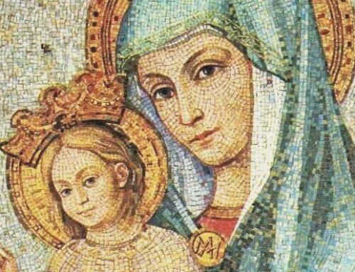 Santa Maria, Madre de la Iglesia – 21 de mayo