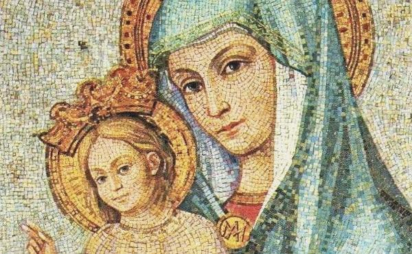 Santa Maria, Madre de la Iglesia - lunes después de Pentecostés 1