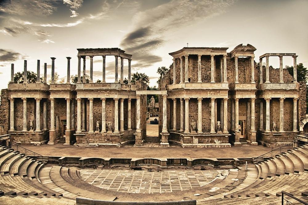 Los diez grandes tesoros que Roma dejó en España 1