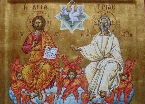 Resultado de imagen de santisima trinidad