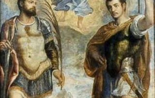 Santos Nereo y Aquiles  -  12 de mayo 1