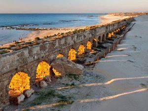 Cesarea Maritima, antigua ciudad gobernada por Herodes - Nuevo centro para visitantes 2