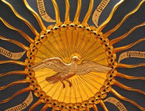 """1º Día Decenario al Espíritu Santo – """"Envía tu Espíritu y serán creados"""""""