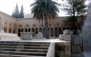 Iglesia del Pater Noster, Monte de los Olivos - Jerusalén 1