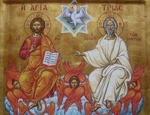 ¿Sabes cómo se reza el Trisagio Angélico a la Santísima Trinidad?