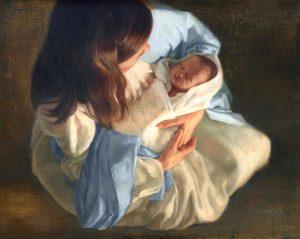 La Virgen es Madre de todos los hombres, buenos y malos, todos 1