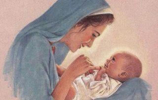 Oraciones de los primeros cristianos a la Virgen  -  Mes de mayo 1