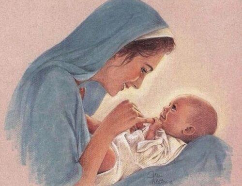 Oraciones de los primeros cristianos a la Virgen  –  Mes de mayo