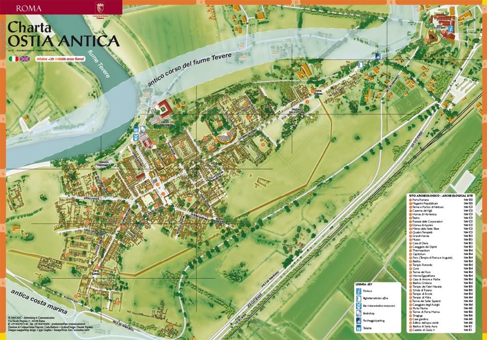 'Ostia Antica' - Los secretos que esconde el gran puerto del Imperio romano 1