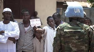 Dos mercenarios franceses acusados del ataque en la iglesia de Bangui 1