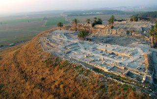 Megiddo. Rey Salomón 2