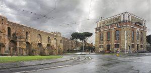 Las Murallas Aurelianas - el monumento más grande de la #Roma imperial 2