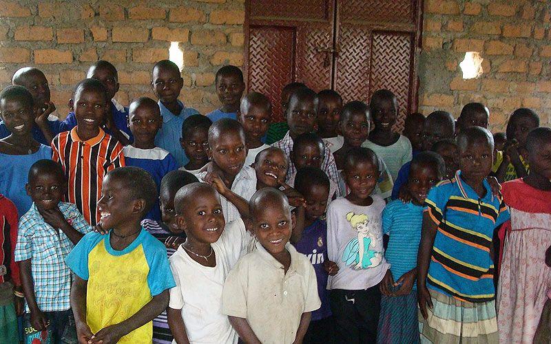 """ÁFRICA - La gente """"tiene hambre de la Eucaristía"""" 1"""