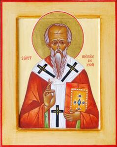 ¿Sabes quién era San Ireneo de Lyon? siglo II 3