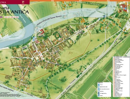 'Ostia Antica' – Los secretos que esconde el gran puerto del Imperio romano