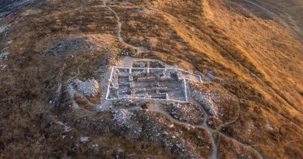 Hallan restos de una antigua ciudad cerca de Jerusalén que podría probar que la monarquía del rey David existió 3