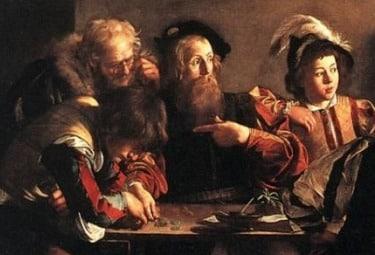 Conoce la historia detrás del cuadro de Caravaggio preferido por el Papa Francisco 1