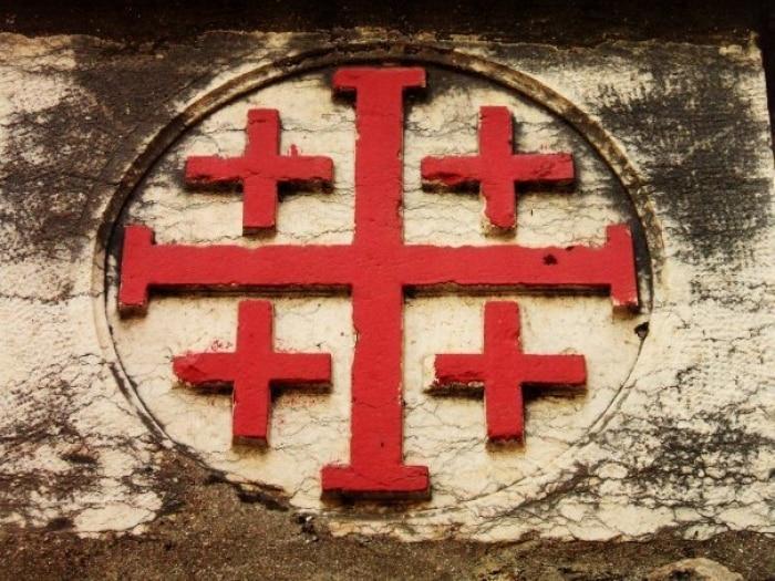 La Cruz de Tierra Santa 1