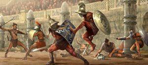 espectaculos imperio romano