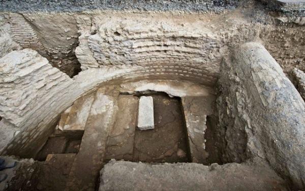 Encuentran una misteriosa iglesia que podría ser de las primeras de Roma 1
