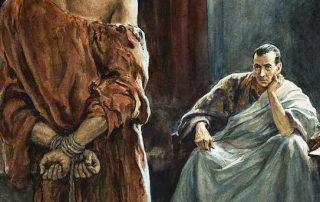 ¿Por qué algunos cristianos afirman que Poncio Pilato es santo? 1