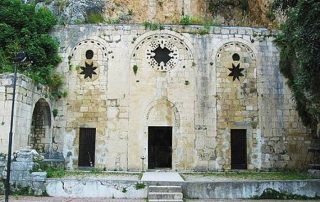 La Gruta de San Pedro en Antioquía (Turquía) - Iglesia Rupestre 1