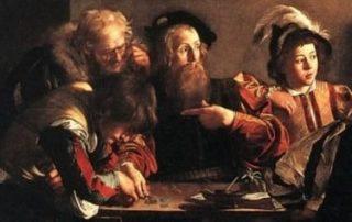 Conoce la historia detrás del cuadro de Caravaggio preferido por el Papa Francisco 5