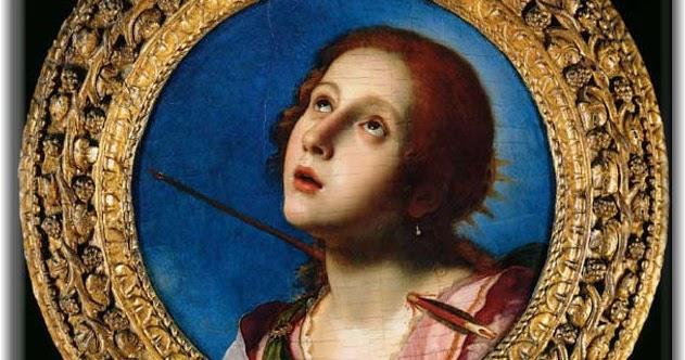 Santa Cristina, mártir siglo IV - 24 de julio 1