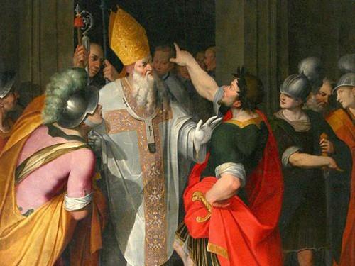 San Víctor, papa en el siglo II - 28 de julio 1