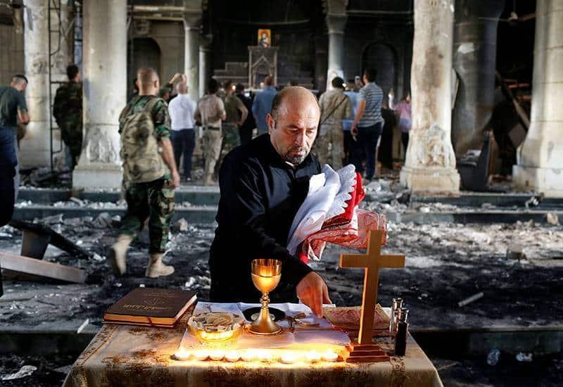 Irak vuelve a la vida con el regreso de 39.914 cristianos a Nínive 1