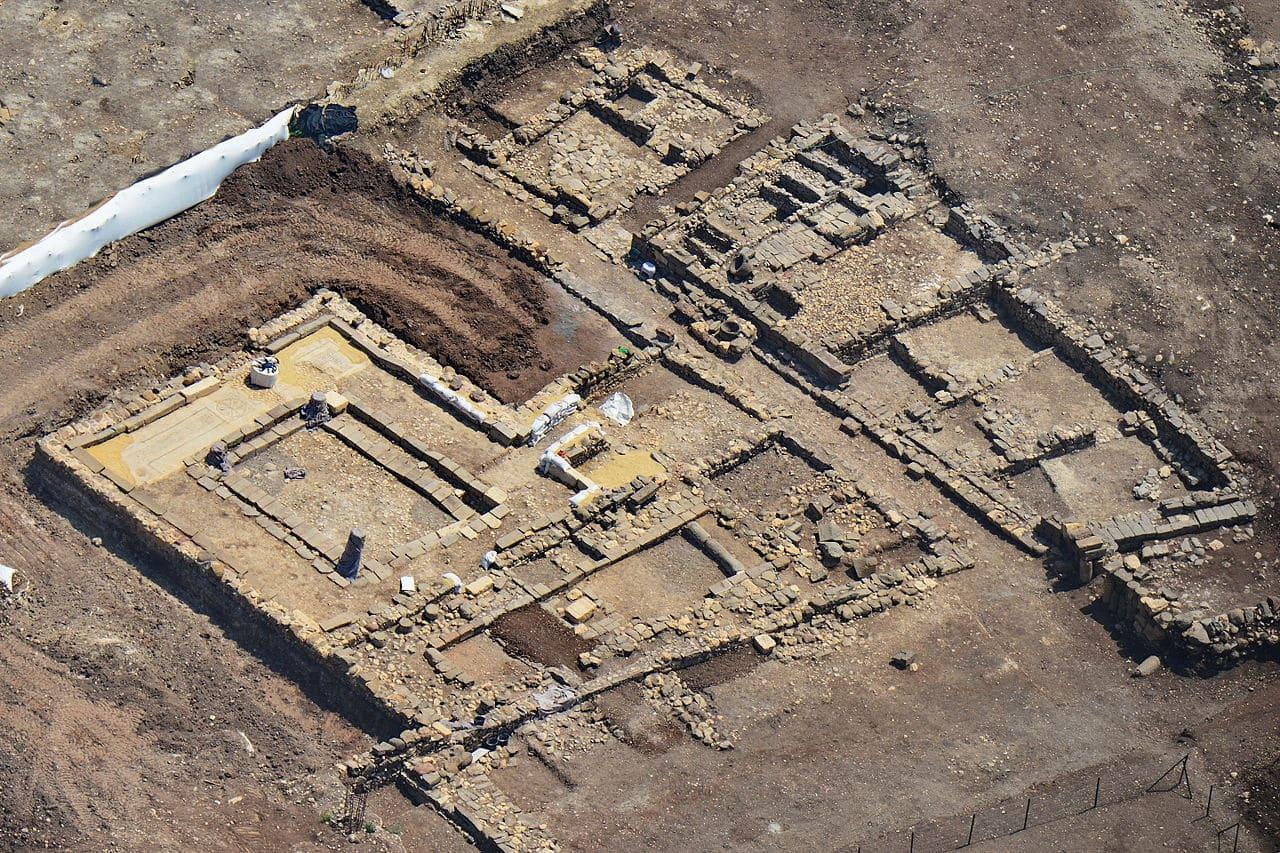 Magdala: La sinagoga del siglo I que une a cristianos y judíos 1