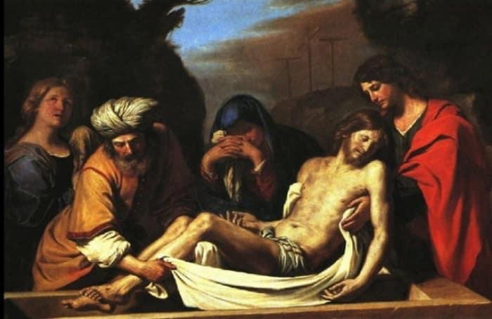 San José de Arimatea, Discípulo de Jesús - 31 de Agosto 1