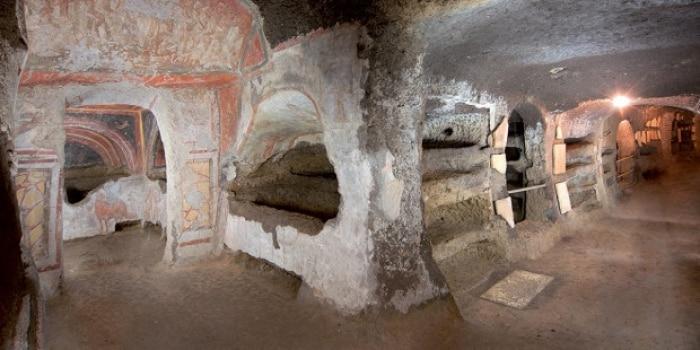Los tesoros enterrados bajo la basílica de San Pedro - Roma 1