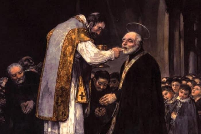San José de Calasanz - 25 de agosto 1