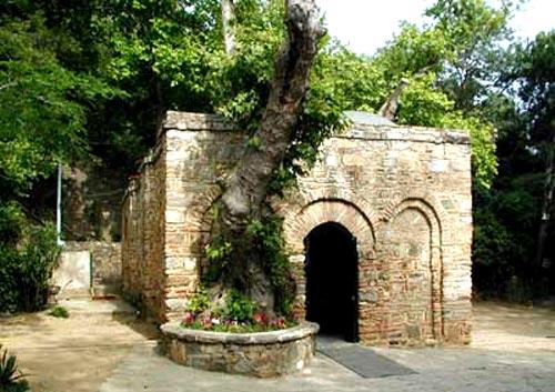 ¿Puede ser Éfeso el lugar de la dormición de la Virgen? - La Casa de María en Éfeso 1