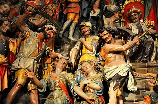 San Emeterio y San Celedonio - 30 de agosto 1