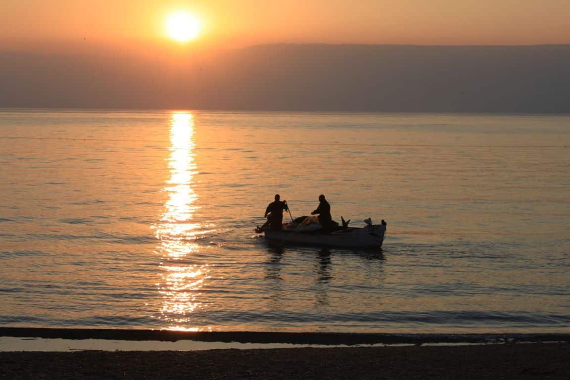 Tierra Santa - Alrededor del mar de Galilea para revivir los milagros de Cristo 1
