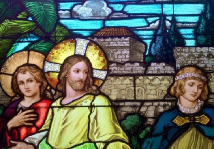 ¿Cómo continuaría la historia del joven rico del Evangelio? 1